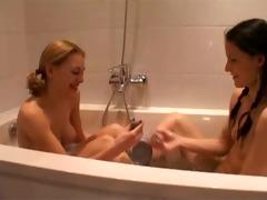 dutch lesbians having fun, part 4
