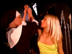 taking the nuns sex-toy