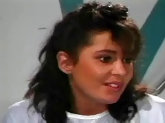 oldie but goldie - lesbo racquel