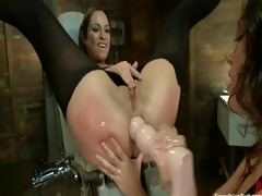 big sex tool unfathomable in butthole amber rayne