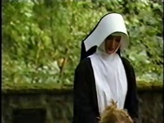 nuns chastise and abuse a juvenile angel