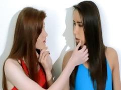 unshaved lesbians in nylon underware loving
