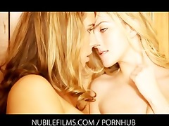 nubile films - trio love