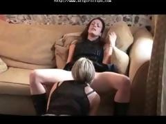 lesbian thrashing