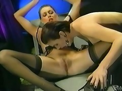 night dreams - lesbo scene