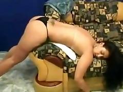 brazillian lesbo arse licking