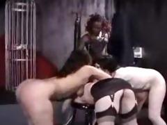 interracial lesbo flogging