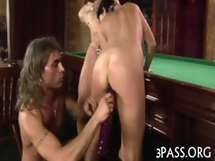 breasty gals play lesbian babes