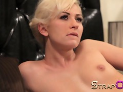 ding-dong glamorous sexy lesbian babes have a fun