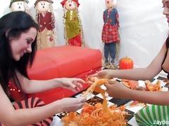 jayden jaymes and kristinas pumpkin enjoyment