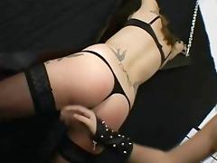 mistress ariels villein girl - scene 5