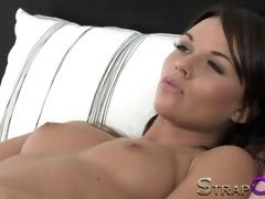 ding-dong sexy and excited lesbians make love