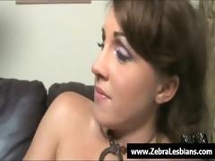 zebra lesbian babes - wicked swarthy women love