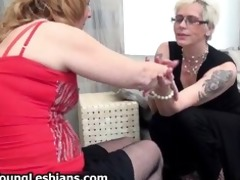 hot older housewifes love playing part4