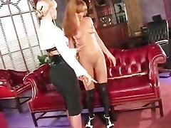 head bitch goddess makes cytheria squirt untill