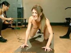 make her sweat
