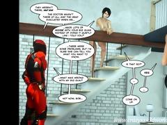 5d comic: vox populi. video 91