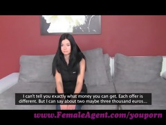 femaleagent. ideal love melons at 77