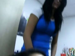 girlies play with marital-device