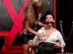 wicked femdom fetish lesbo bitch goddess